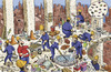 Cartoon: Men at work (small) by Marcelo Rampazzo tagged men,work,construction