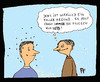 Cartoon: Freunde und Fliegen (small) by Florian France tagged freunde,fliegen,freundschaft,jens,flies,friendship