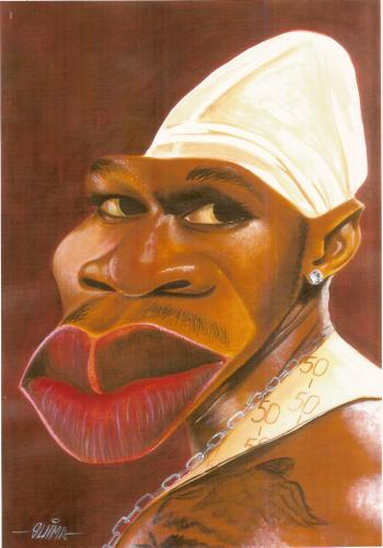 Cartoon: 50 cents (medium) by guima tagged guima