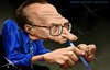 Cartoon: Larry King (small) by Mecho tagged larry,king