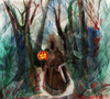 Cartoon: halloween (small) by ivo tagged wow
