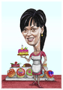 Cartoon: mira (small) by ivo tagged wow