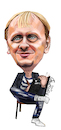 Cartoon: mirek (small) by ivo tagged wow