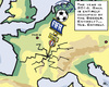 Cartoon: France - entirely? (small) by RachelGold tagged soccer,uefa,fifa,euro,2016,france