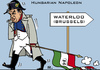 Cartoon: Hungarian Napoleon (small) by RachelGold tagged orban,hungaria,eu,brussels,revision,of,law