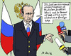 Cartoon: Lex Putin (small) by MarkusSzy tagged russia,putin,justce,spylaw