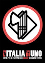 Cartoon: ITALIA di UNO (small) by elmoro tagged berlusconi graphic digital vector