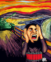 Cartoon: Islamic Rage Boy (small) by Nayer tagged terrorism