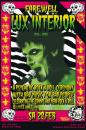 Cartoon: Lux Interior Tribute Poster (small) by Christian Nörtemann tagged cramps,lux,interior