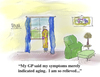 Cartoon: Aging (small) by cgill tagged aging,illness