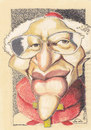 Cartoon: Desmond Tutu (small) by zed tagged drsmond,tutu,south,africa,politic,cleric,portrait,caricature