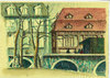 Cartoon: Esslingen 1 (small) by zed tagged eslingen,deutschland