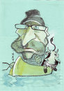 Cartoon: Hezz (small) by zed tagged hezz,finland,artist,cartoonist,friend,portrait,caricature