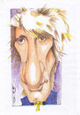 Cartoon: Rod Stewart (small) by zed tagged rod,stewart,london,england,rock,music,singer,famous,people,portrait,caricature