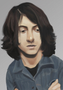 Cartoon: alex turner (small) by iyojarwo tagged arctic,monkeys