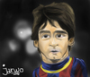 Cartoon: leo (small) by iyojarwo tagged fdd