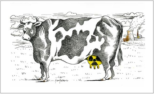 Power Plant Cartoon Chernobyl Nuclear Power Plant