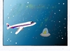 Cartoon: vermisste Boeing 777 (small) by kader altunova tagged malaysia,airlines,boeing
