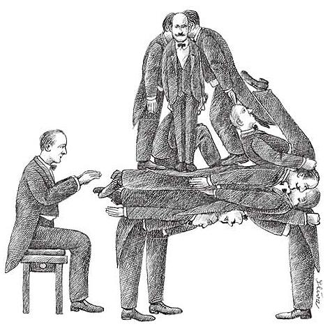 Cartoon: The Grand Piano (medium) by Jiri Sliva tagged music