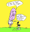 Cartoon: hairdresser with big surprise (small) by studionuts tagged cartoons