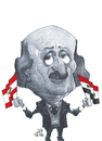 Cartoon: Walid Jumblatt (small) by tamer_youssef tagged walid,jumblatt,catoon,caricature,portrait,pencil,art,sketch,by,tamer,youssef,egypt