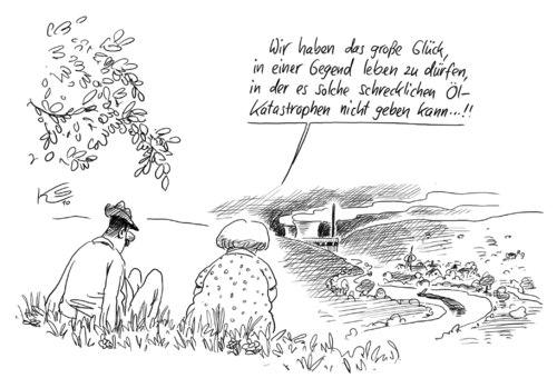 glück cartoon