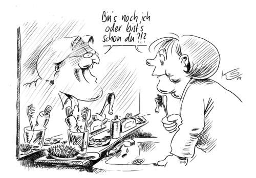 Spiegel by stuttmann politics cartoon toonpool for Spiegel cartoon