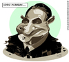 Cartoon: Mubarak (small) by Toni DAgostinho tagged mubarak