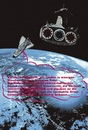 Cartoon: Weltraumtouristen space tourists (small) by tobelix tagged weltraum,touristen,space,tourists,erde,earth,sicht,sight,ander,other