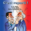 Cartoon: Et dire qu on a pris la Bastille (small) by CHRISTIAN tagged sarko,villepin,elections,presidentielles