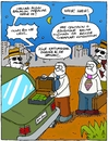Cartoon: Dirty Job (small) by gultekinsavk tagged heroin,money,change,job,deal