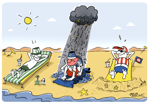 hsv verpasste relegation 2020feicke  sports cartoon