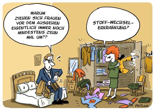 Stoffwechsel By FEICKE - Love Cartoon - TOONPOOL