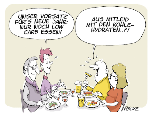 Vorsatz Diat By Feicke Media Culture Cartoon Toonpool