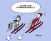 Cartoon: Doping (small) by FEICKE tagged olypia,sotschi,doping,nada,untersuchung,kontrolle,sport
