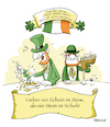 Cartoon: Irish stew (small) by FEICKE tagged irland,sprichwort,zitat,irish,stew,wortspiel,nonsense