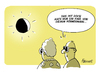 Cartoon: The sun only shines on tv (small) by FEICKE tagged sonne,sonnenfinsternis,element,fake,böhmermann,medien,skandal,varoufakis,griechenland,jauch,stern,tv,schwindel