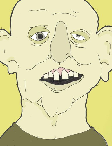 Cartoon Crazy People Cartoon: crazy (medium) by