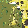 Cartoon: Giraffes (small) by jannis tagged animal