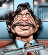 Cartoon: Charles Bronson (small) by Russ Cook tagged charles,bronsun,caricature,karikatur,karikaturenruss,cook,russell,digital,photoshop,airbrush,once,upon,time,in,the,west,death,wish,cartoon