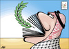 Cartoon: My Book is Yours 01 (small) by samir alramahi tagged jordan,arab,refugee,camps,slums,ramahi,children,palestine,library,hana,ramli,volunteers,face,book