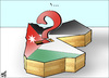 Cartoon: Jordanian elections1 (small) by samir alramahi tagged jordan parliamentary elections ramahi cartoon arab