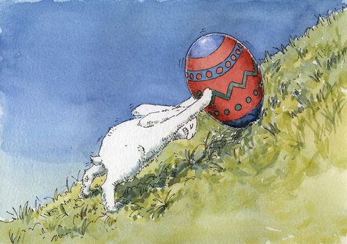 Cartoon: eggsiphos (medium) by neophron tagged eastern,ostern