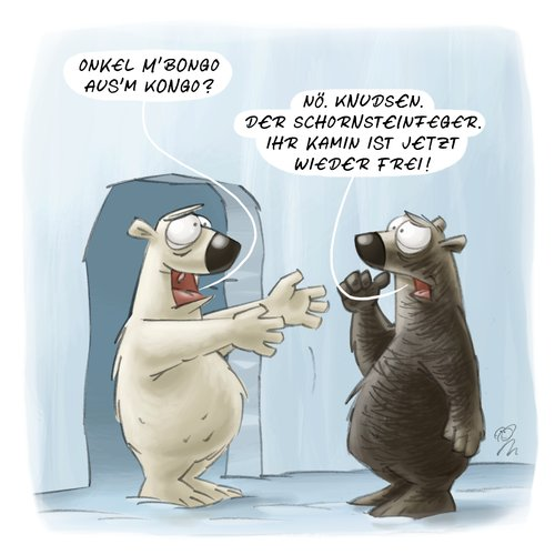 LACHHAFT Cartoon No. 386