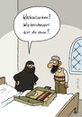 Cartoon: Terrorist Wechselsachen (small) by JanKunz tagged cartoon,terror,terrorist,islam,islamischer,staat,is,sprengstoffweste,selbstmordattentaeter,koffer,wechselsachen