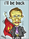 Cartoon: putin (small) by sziwery tagged sziwery,cartoons