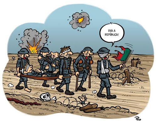 I World War By pe09 | Politics Cartoon | TOONPOOL