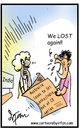 Cartoon: Lost  game! (small) by irfan tagged team,india