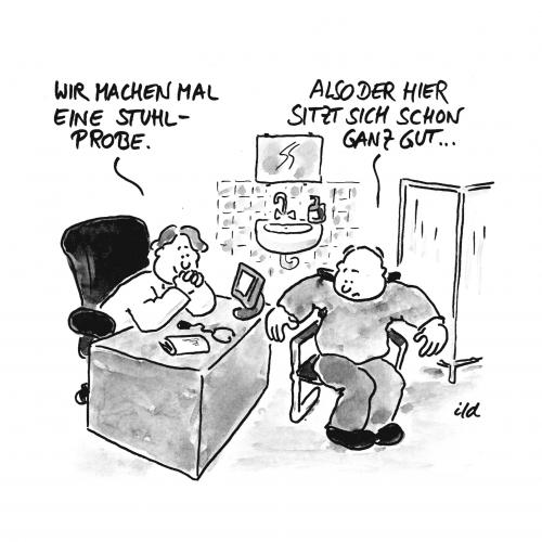 Stuhl comic  cartoon you recently really laughed about. | Cartoons | Forum ...