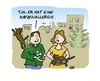 Cartoon: Katzenallergie (small) by achecht tagged katzenallergie,katze,allergie,allergien,allergiker